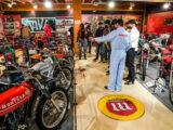 Exposicion Montesa 75 años Museu moto Basella 21