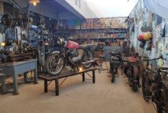 Exposicion Montesa 75 años Museu moto Basella 35