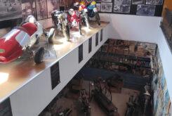 Exposicion Montesa 75 años Museu moto Basella 39