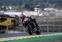 Fabio Quartararo pole MotoGP Le Mans 2021