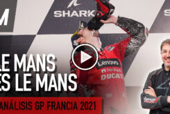 GP Francia Le Mans 2021 video Juan Martinez Andreani (2)