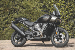 Harley Davidson Pan America 1250 Prueba 1426