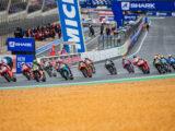 Horarios MotoGP Le Mans 2021