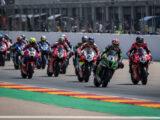 Horarios SBK MotorLand Aragon 2021
