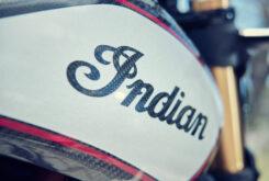 Indian FTR R Carbon 2022 detalles 18