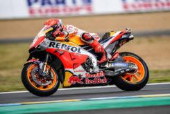 Marc Marquez MotoGP Le Mans 2021