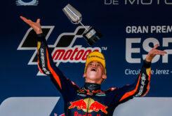 Pedro Acosta victoria Moto3 Jerez