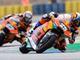 Raul Fernandez Moto2 Le Mans 2021