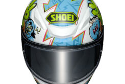 Shoei NXR 2 MURAL TC 10top