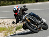 Triumph Speed Triple 1200 RS 2021 prueba 1