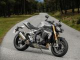 Triumph Speed Triple 1200 RS 2021 prueba 11