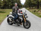 Triumph Speed Triple 1200 RS 2021 prueba 12