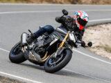 Triumph Speed Triple 1200 RS 2021 prueba 3