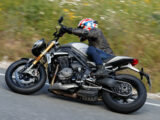 Triumph Speed Triple 1200 RS 2021 prueba 5