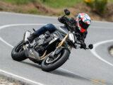 Triumph Speed Triple 1200 RS 2021 prueba 6