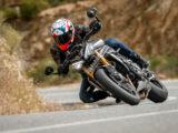 Triumph Speed Triple 1200 RS 2021 prueba 8
