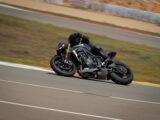 Triumph Speed Triple 1200 RS 2021 prueba circuito 12