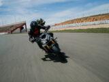 Triumph Speed Triple 1200 RS 2021 prueba circuito 14