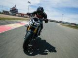 Triumph Speed Triple 1200 RS 2021 prueba circuito 15