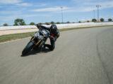 Triumph Speed Triple 1200 RS 2021 prueba circuito 17