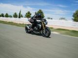 Triumph Speed Triple 1200 RS 2021 prueba circuito 18