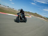 Triumph Speed Triple 1200 RS 2021 prueba circuito 20