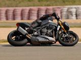 Triumph Speed Triple 1200 RS 2021 prueba circuito 23