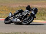 Triumph Speed Triple 1200 RS 2021 prueba circuito 3