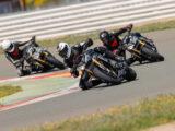 Triumph Speed Triple 1200 RS 2021 prueba circuito 5