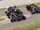 Triumph Speed Triple 1200 RS 2021 prueba circuito 6