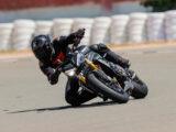 Triumph Speed Triple 1200 RS 2021 prueba circuito 8