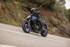 Yamaha MT 07 2021 prueba comparativa (9)