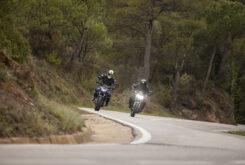 Yamaha MT 07 Kawasaki Z650 2021 prueba comparativa (4)