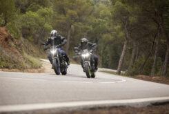 Yamaha MT 07 Kawasaki Z650 2021 prueba comparativa (6)