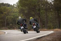 Yamaha MT 07 Kawasaki Z650 2021 prueba comparativa (7)