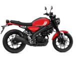 Yamaha XSR125 2021 perfil