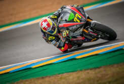 dominique aegerter pole motoe lemans