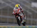 sergio garcia moto3 lemans 2021