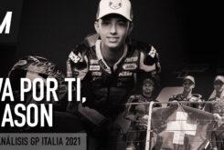 video analisis gp italia 2021 juan martinez andreani mhs