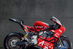 Delta XE moto electrica 200 cv