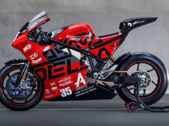 Delta XE moto electrica 200cv
