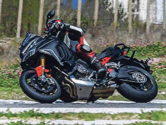 Ducati Multistrada V4 S Pikes Peak 2022