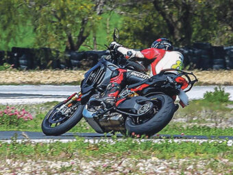 Ducati Multistrada V4 S Pikes Peak fotos espia
