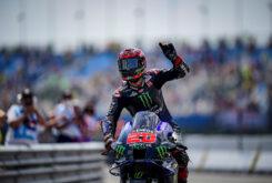 Fabio Quartaaro victoria MotoGP Assen 2021