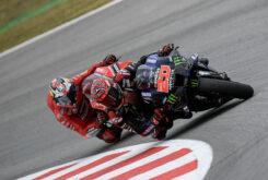Fabio Quartararo MotoGP Catalunya 2021 carrera