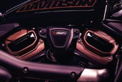 Harley Davidson 1250 Custom teaser