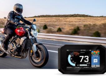 Honda Smartphone Voice Control CB1000R