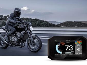 Honda Smartphone Voice Control CB1000R Black Edition