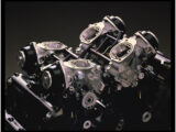 Honda VFR750R RC30 carburadores