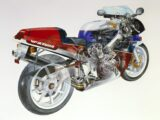 Honda VFR750R RC30 diagram